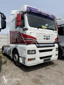 MAN TGA 18.480 tractor unit used