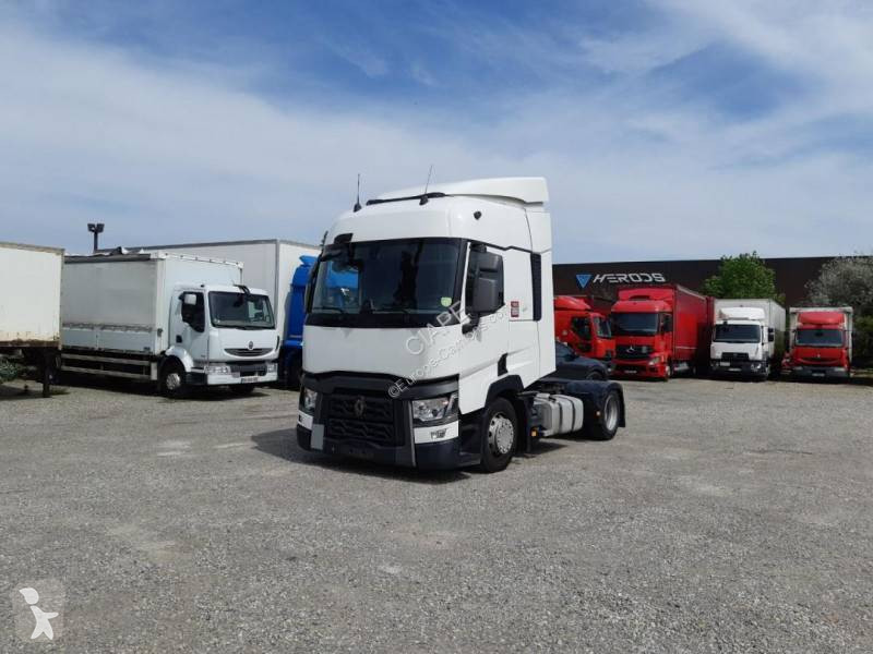 View images Renault T-Series 460 tractor unit