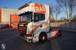 Tracteur Scania R 560 accidenté
