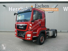 Cap tractor MAN TGS TGS 18.480 4x4H BL*Kipphydr*Intarder*Klima*1Ha second-hand