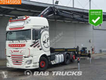 Cap tractor DAF XF 480 second-hand