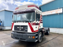 Cap tractor MAN 19.403FLT XT (EURO 2 / ZF16 MANUAL GEARBOX / ZF-INTARDER / AIRCONDITIONING) second-hand
