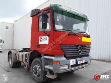 Ciągnik siodłowy Mercedes Actros 2040 używany