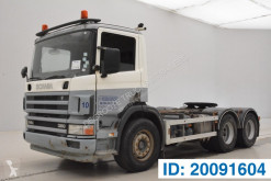 Cap tractor Scania P114 second-hand
