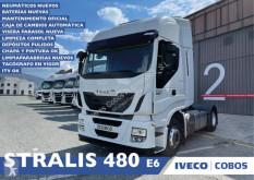 Cabeza tractora Iveco Stralis 480 usada