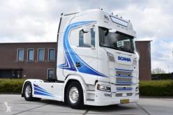 Cabeza tractora Scania S