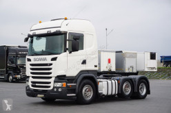 Влекач Scania R 450 / 6 X 2 / EUO 6 / PUSHE / ETADE втора употреба