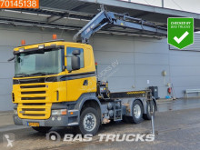Тягач Scania R 420 б/у