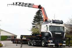 Camion Scania G 400 plateau occasion