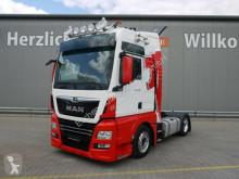 MAN TGX 18.500 4x2 LLS-U XXL*Leder*Alcoa*480+480 Lit tractor unit used