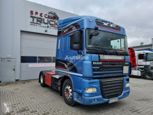 Tracteur DAF XF 105 410, Steel/Air, Euro 5 occasion