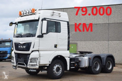 Cabeza tractora MAN TGX 33.400