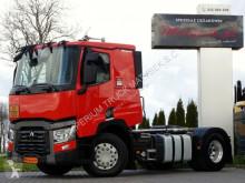 Ciągnik siodłowy Renault T 460 / LOW CAB / COMPRESSOR/ RETARDER/ACC/ALU