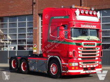 Cap tractor Scania R 620 second-hand