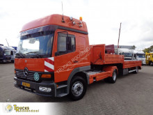 Ensemble routier Mercedes Atego 1328 plateau occasion