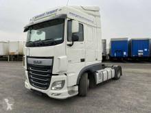 Тягач сопровождение негабаритных грузов DAF 460 XF Lowliner Mega Low Deck