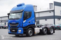Iveco / STRALS / 510 / 6 X 2 / EURO 6 / PUSHER / RETARDER / DMC 60 000 tractor unit used