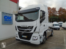 Iveco Stralis AS440S46TP Euro6 Intarder Klima ZV tractor unit used