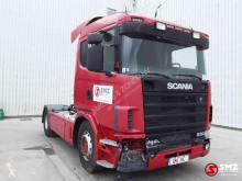 Cabeza tractora Scania 144 530