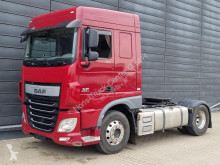 Tracteur DAF XF 460 FT / SC / Silo / Intarder / Service occasion