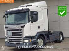 Тягач Scania G 410 опасные продукты / правила перевозки опасных грузов б/у