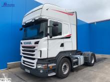 Cabeza tractora Scania R 400 productos peligrosos / ADR usada