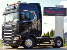 Tracteur Scania S 580/ V8/ RETARDER/NAVI/ACC/I-COOL/ occasion