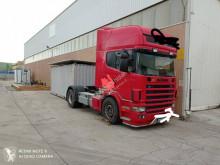 Cabeza tractora Scania R 164 usada