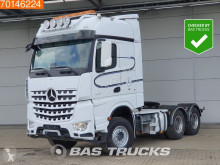 Mercedes Arocs 3363 tractor unit used