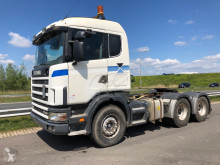 Scania G tractor unit used