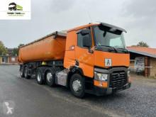 Kamión korba Renault 1 x T460/6x2 Vorlaufachse+Schmitz Thermomulde /