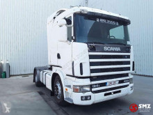 Scania 124 420 tractor unit used