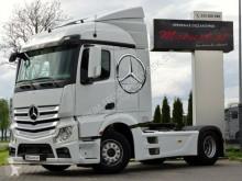 Cabeza tractora Mercedes ACTROS 1845 /RETARDER/ TIRES 100 % / EURO 6 / usada