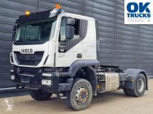 Cabeza tractora Iveco Stralis AT400T41WT/P / 4X4 / Schalter / TRAKKER / Hydrauli usada