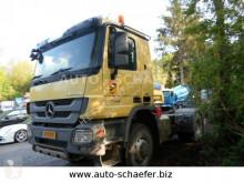 Cabeza tractora Mercedes 2044 AS/ Kipphydraulik usada