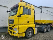 Tracteur MAN TGX 26.540 BLS -6x4 26,540 BLS/6x4, Klima-Int-Stand
