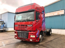 Tracteur DAF 95-430XF SUPERSPACECAB (EURO 3 / ZF16 MANUAL GEARBOX / ZF-INTARDER / AIRCONDITIONING) occasion
