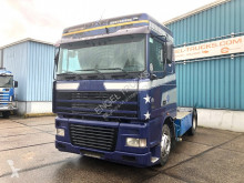 Tracteur DAF 95-380XF SPACECAB (EURO 2 / MANUAL GEARBOX / AIRCONDITIONING) occasion