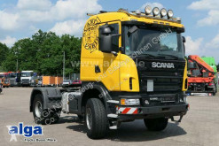Tracteur Scania G G440CA4x4, Allrad, Euro 5, Klima, Hydraulik occasion