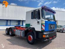 Tracteur MAN 33.463 Full steel,