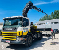 Tracteur Scania G 124G360 occasion