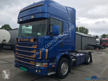 Cabeza tractora Scania R124 420 usada