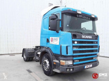 Tracteur Scania 114 380 Big Axle/hydraulics occasion