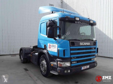 Tracteur Scania 114 380 Big axle grand lames occasion