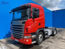 Tracteur Scania G 420 produits dangereux / adr occasion