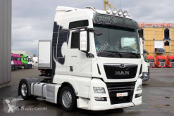 Trattore trasporto eccezionale MAN TGX 18.500 XXL Retarder ACC Alcoa Navi 2x Tank