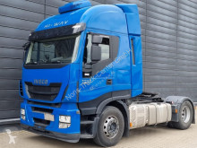 Tracteur Iveco Stralis AS440S46T/P / Kipphydraulik / Standklima / Intarde occasion