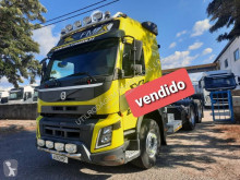 Tracteur convoi exceptionnel Volvo FMX 540