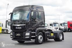 Tracteur MAN TGS / / 18.400 / ACC / EURO 6 / PEŁNY ADR / MAŁY PRZEBIEG occasion