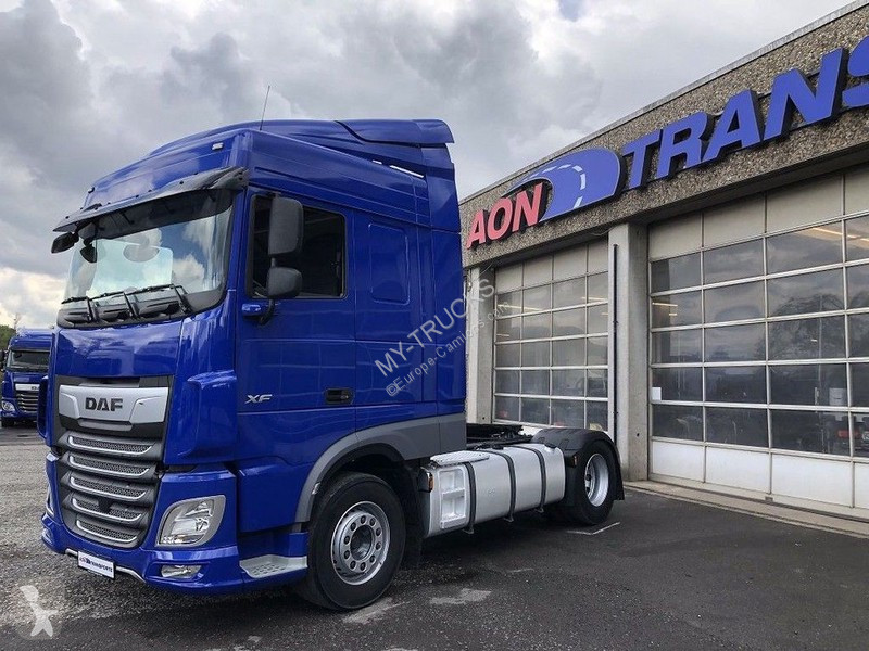 View images DAF F 480 SC ADR 2xTanks / Leasing tractor unit